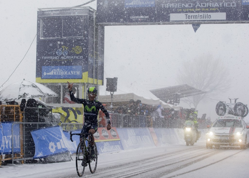 Tirreno Adriatico 2015