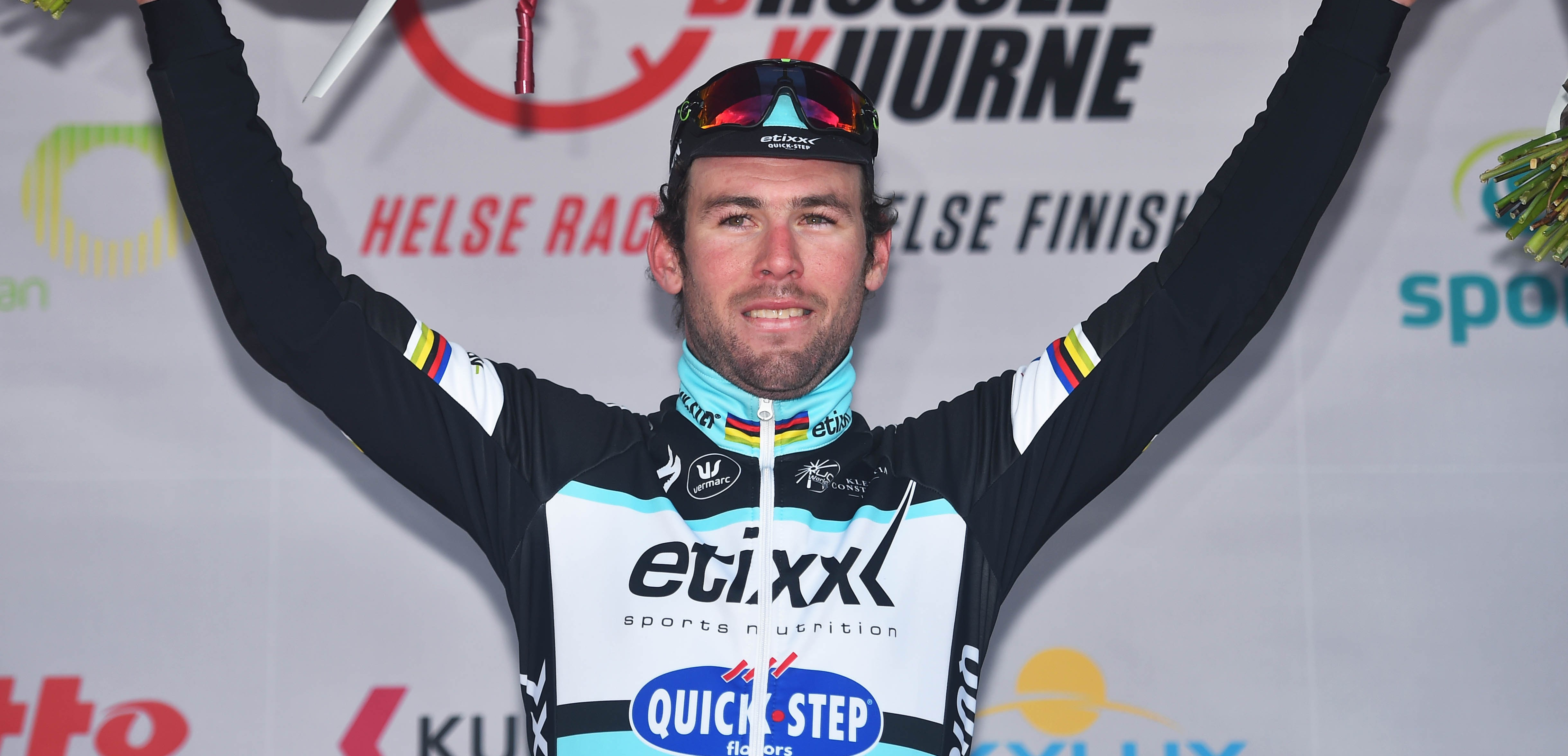 Mark Cavendish - © Etixx - Quick-Step / Tim de Waele