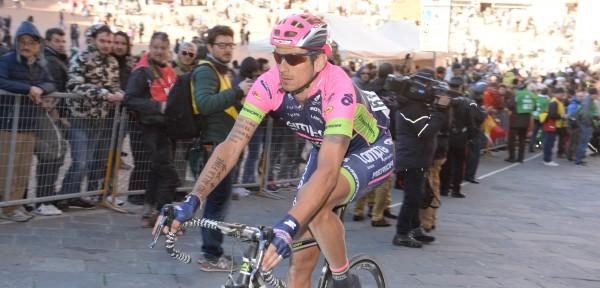 'Pipo' Pozzato gaat weg bij Lampre-Merida - foto: Sirotti