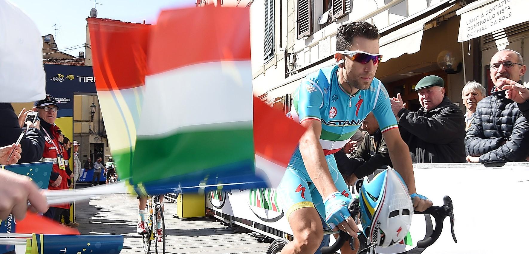 Ciclismo: Tirreno-Adriatico; Lido di Camaiore-Cascina