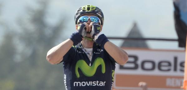 Valverde kende een goede generale met winst in de Waalse Pijl -Foto:Sirotti