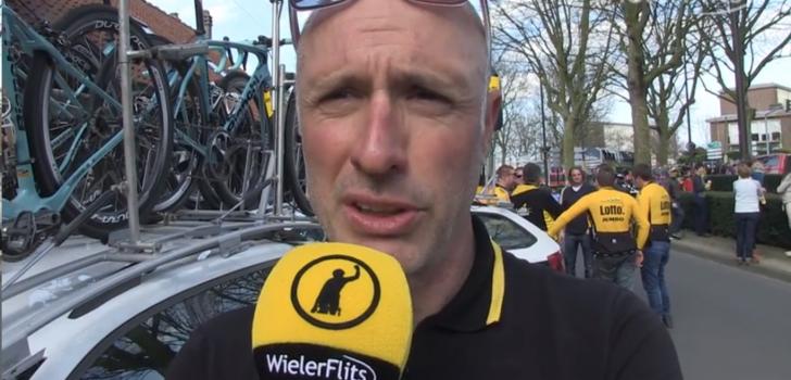 """LottoNL-Jumbo sluit geen pact met Dumoulin: """"Tom is ook onze concurrent"""""""