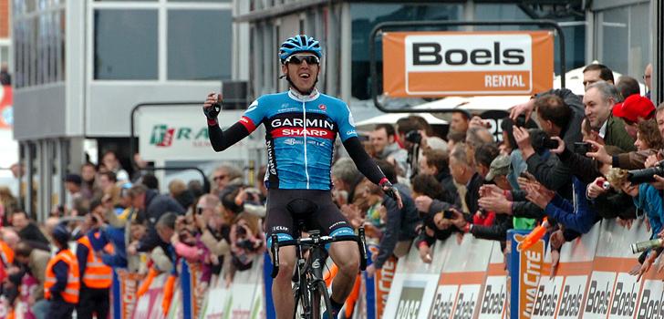 Daniel Martin won Luik-Bastenaken-Luik in 2013 -Foto: Sirotti