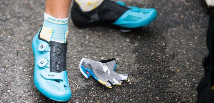 Schorsing voor Astana-ploegleider die ongeluk veroorzaakte in Tour de Yorkshire