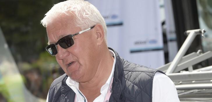 """Patrick Lefevere over motards: """"Ze moeten áchter de kopgroep plaatsnemen"""""""