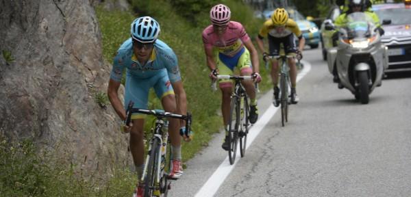 2015, Giro d'Italia, tappa 16 Pinzolo - Aprica, Astana 2015, Landa Meana Mikel, Aprica