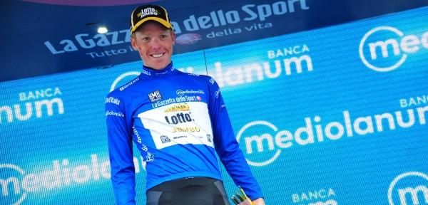 2015, Giro d'Italia, tappa 16 Pinzolo - Aprica, Lotto NL - Jumbo 2015, Kruijswijk Steven, Aprica