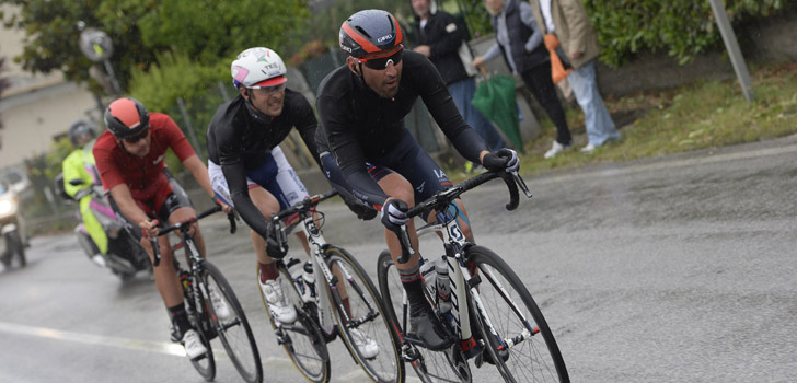2015, Giro d'Italia, tappa 13 Montecchio Maggiore - Jesolo, Iam 2015, Pineau Jerome