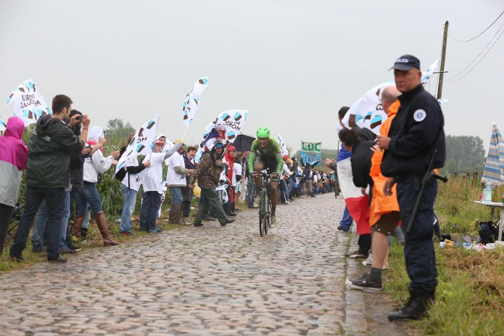 2014, Tour de France, tappa 05 Ypres - Arenberg, Belkin 2014, Boom Lars, Helesmes a Wallers