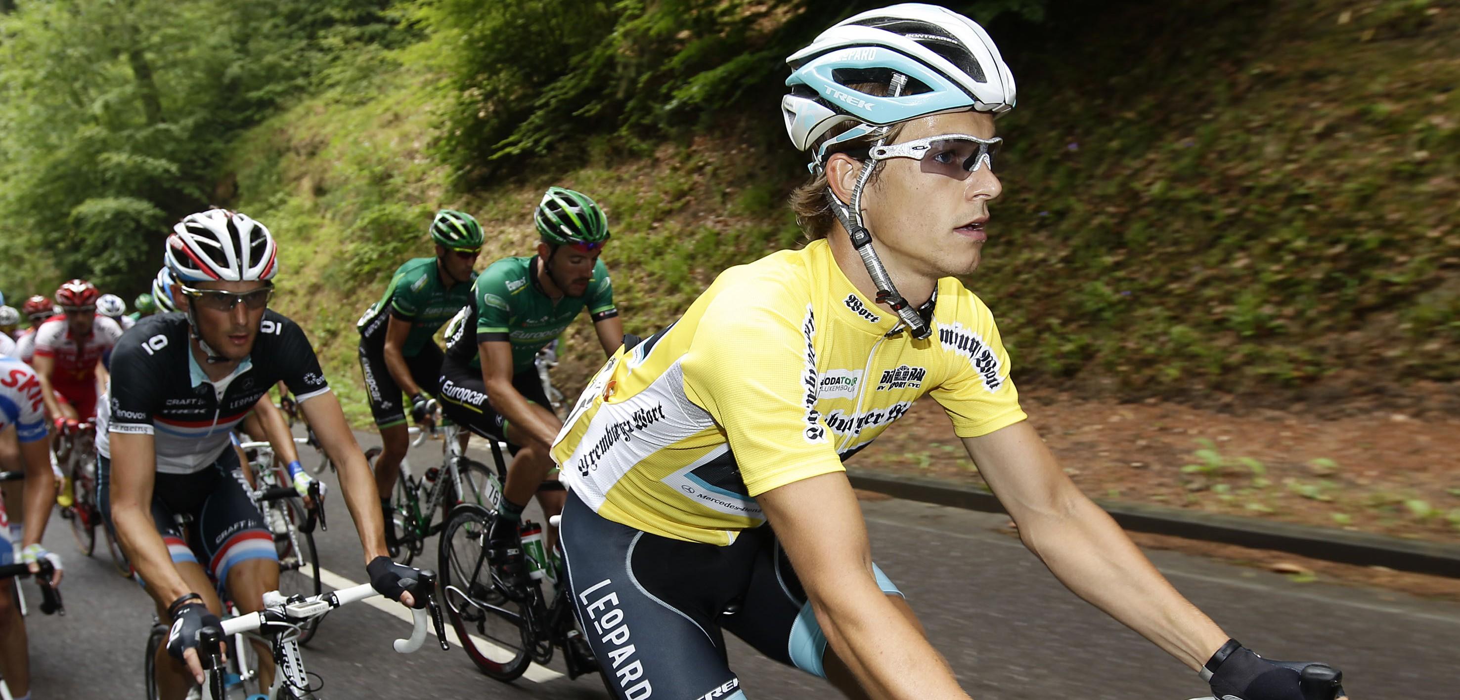 In 2011 won Linus Gerdemann de wedstrijd