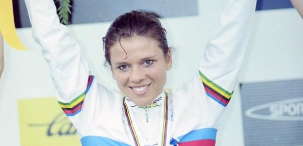 Leontien van Moorsel in 1999 - Foto: Sirotti