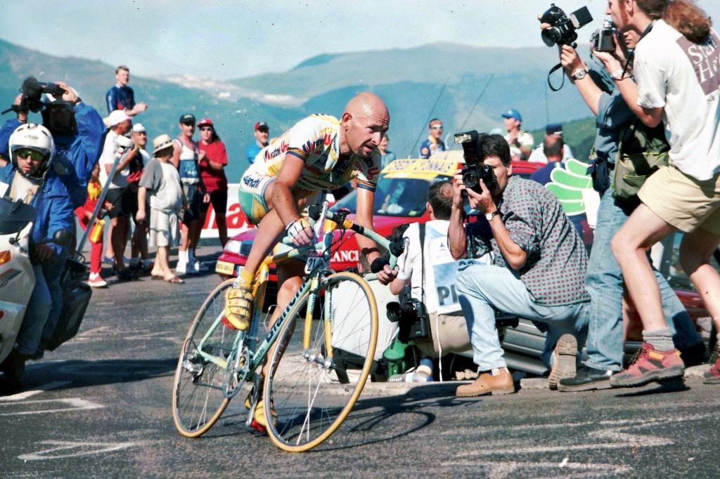 1998, Tour de France, tappa 11 Luchon - Plateau de Beille, Mercatone Uno Bianchi, Pantani Marco, Bagneres de Luchon