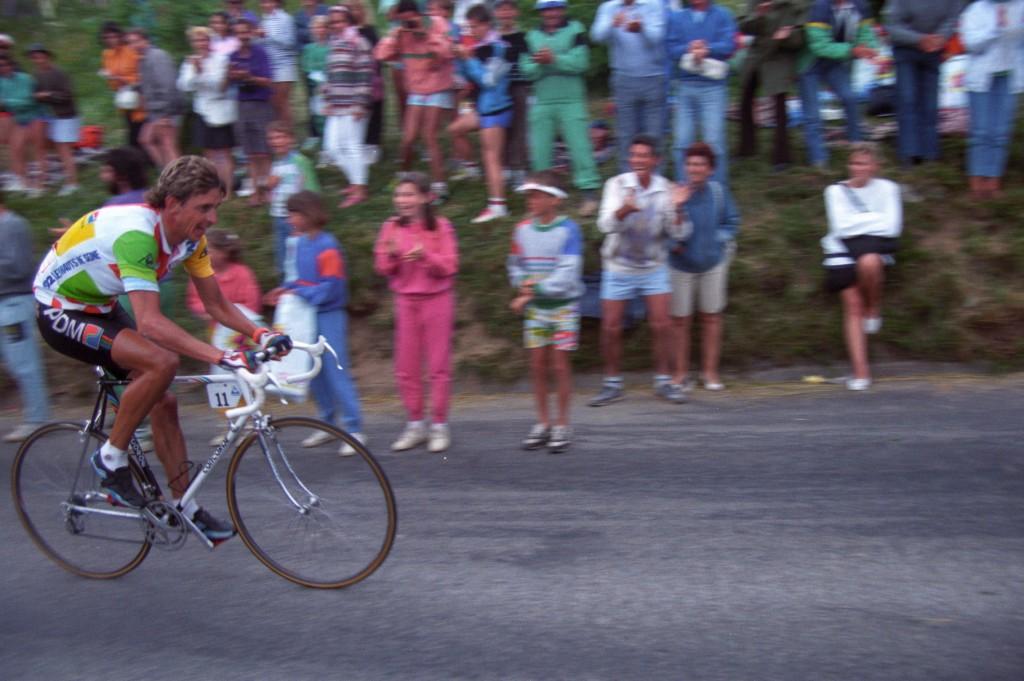 1988, Tour de France, tappa 11 Morzine - L'Alpe d'Huez, Pdm, Rooks Steven, L'Alpe d'Huez