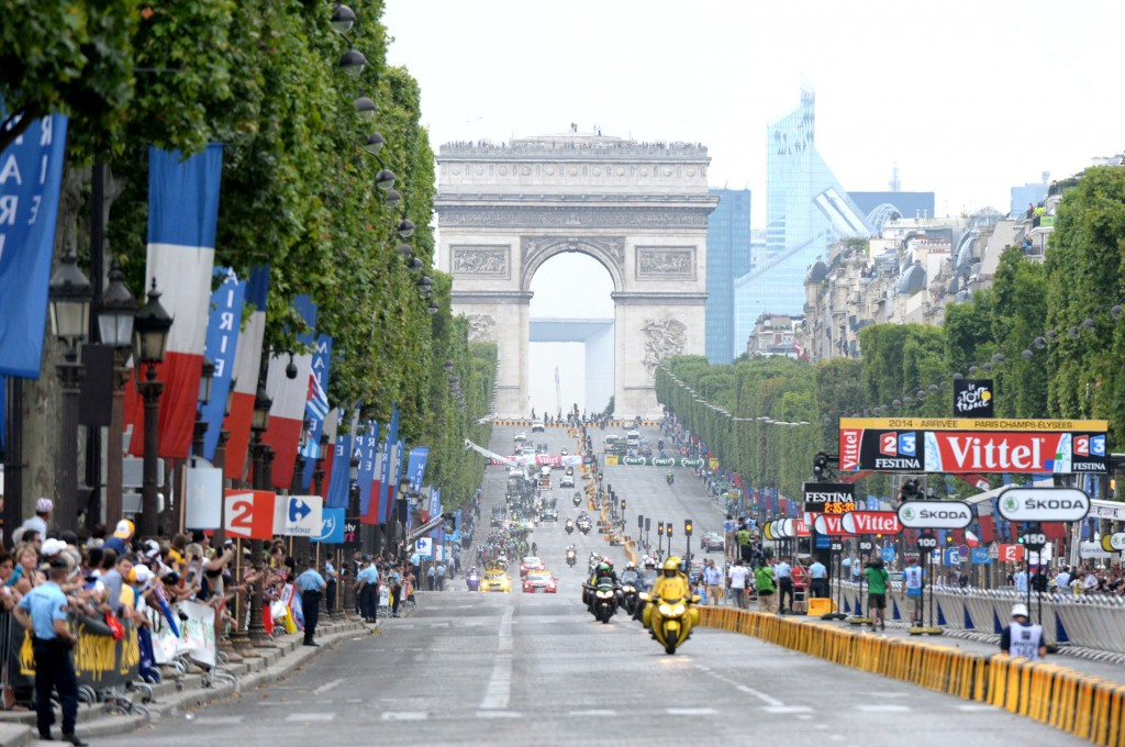 2014, Tour de France, tappa 21 Evry - Paris, Paris