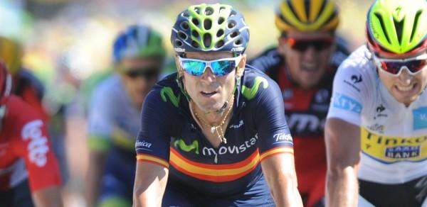 Alejandro Valverde - foto: Sirotti