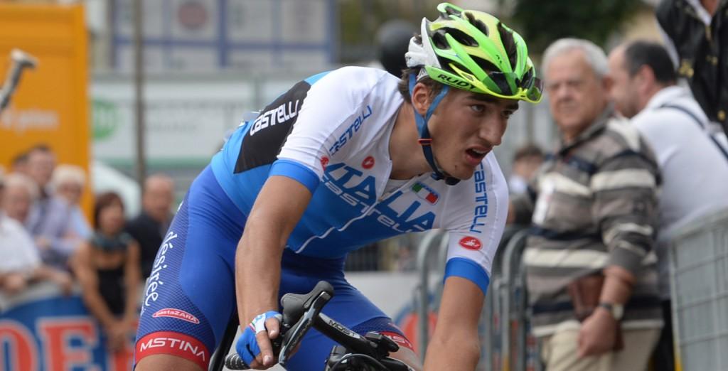 Gianni Moscon - Foto: Sirotti