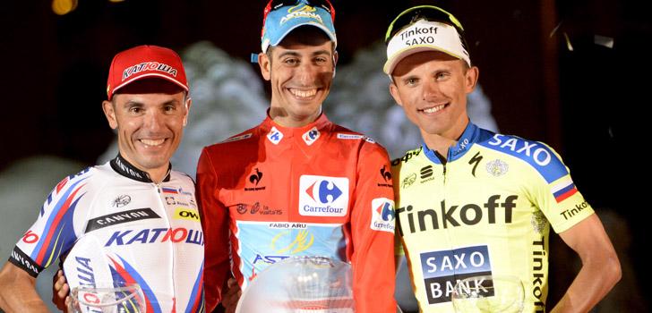 2015, Vuelta a Espana, tappa 21 Alcala de Henares - Madrid, Astana 2015, Katusha 2015, Tinkoff - Saxo 2015, Aru Fabio, Rodriguez Oliver Joaquin, Majka Rafal, Madrid