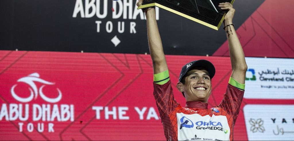 Abu Dhabi 2015 cycling race: fourth stage