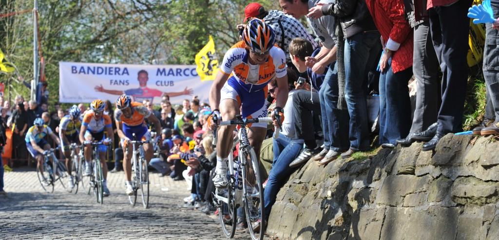 2009, Tour des Flandres, Rabobank, Nuyens Nick, Flecha Juan Antonio, Muro di Grammont