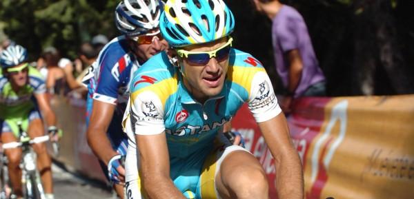 De tweede grote ronde van Dyachenko: de Vuelta van 2010 - foto: Sirotti