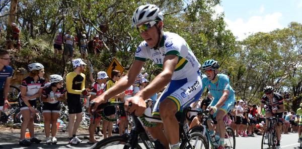 Power tijdens de Tour Down Under 2015 - Foto: Sirotti