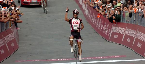Winst in Monte Paschi Eroica 2007 - Foto: Sirotti