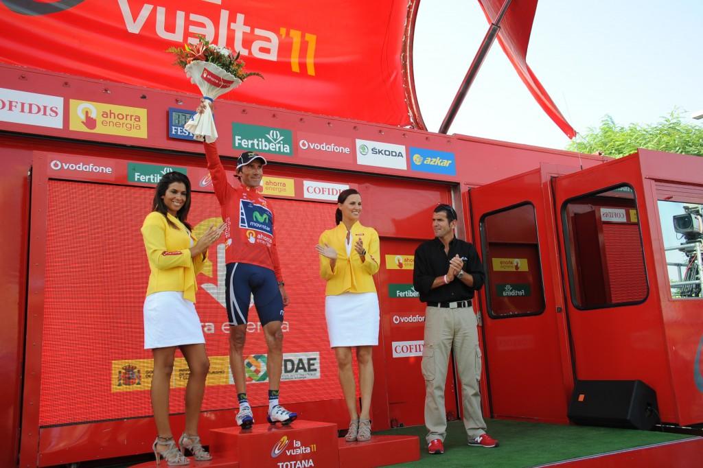 2011, Vuelta a Espana, tappa 03 Petrer - Totana, Movistar 2011, Lastras Pablo, Olano Abraham Manzano, Totana
