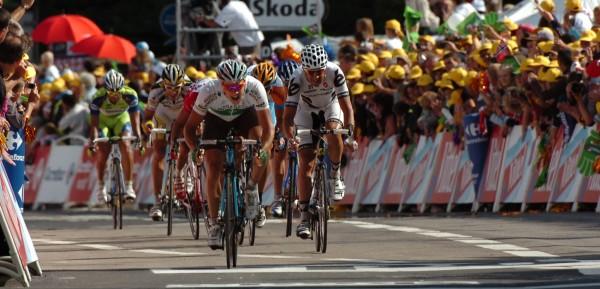 Roulston wordt derde in de veertiende etappe van de Tour van 2007- Foto: Sirotti