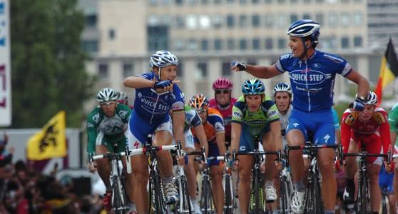Steegmans blijft Boonen voor in Gent- Foto: Sirotti
