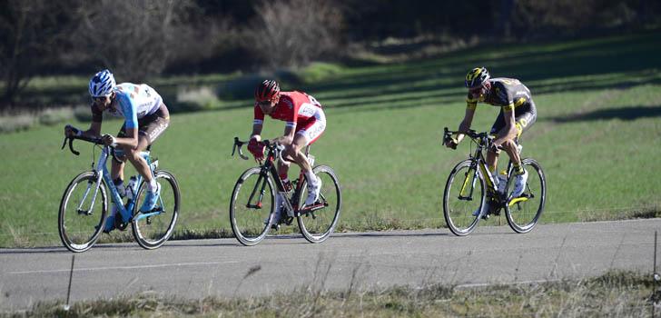 Gastauer, Hardy en Duchesne - Foto: Sirotti
