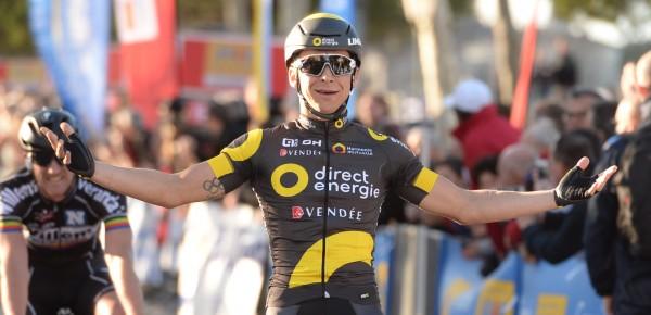 Coquard is op jacht naar zege in Vlaanderen - foto: Sirotti
