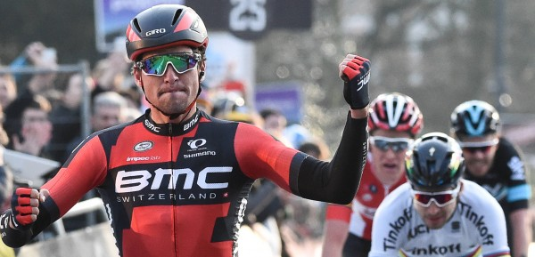 27-02-2016 Het Nieuwsblad; 2016, Bmc, Racing; Van Avermaet, Greg; Gand;