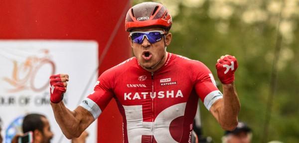 Wint Kristoff nu ook in Europa? - foto: Muscat Minicipality/Paumer/Kåre Dehlie Thorstad