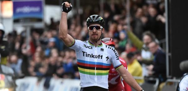 27-03-2016 Gent - Wevelgem; 2016, Tinkoff; Sagan, Peter; Wevelgem;
