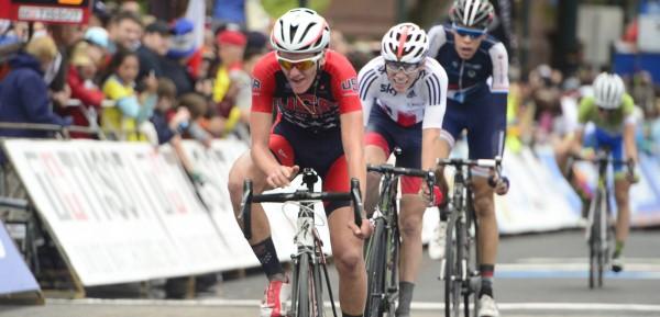 Costa was indrukwekkend in de Ronde van Vlaanderen U23 - foto: Sirotti