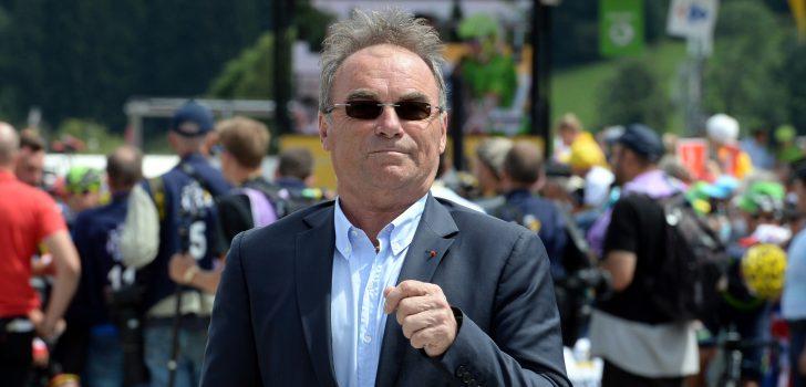 """Bernard Hinault: """"Froome had nooit mogen starten in de Giro"""""""