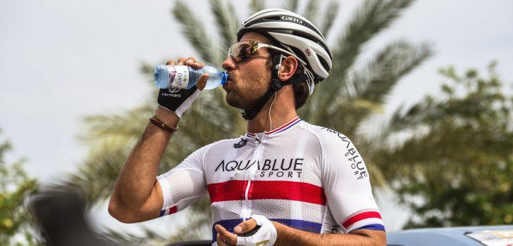 Blythe uit Tour of Oman gezet vanwege onreglementaire fietswissel