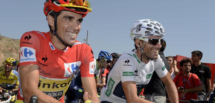 Contador, Bernal, Verhoeven, Groningen en Drenthe