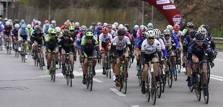 Rozanne Slik klopt Ellen van Dijk in Thüringen Ladies Tour