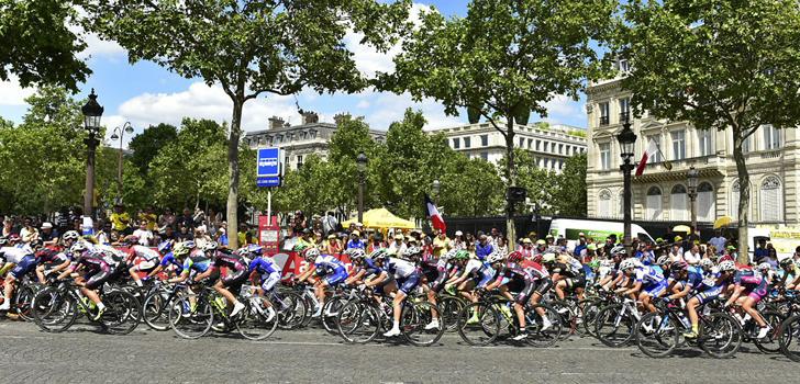 UCI bevestigt minimumsalaris voor vrouwenwielrennen