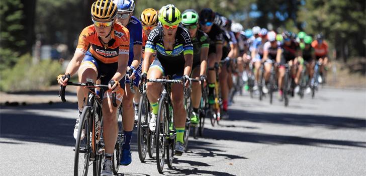 Arlenis Sierra wint slotrit Tour of California, Hall pakt eindzege