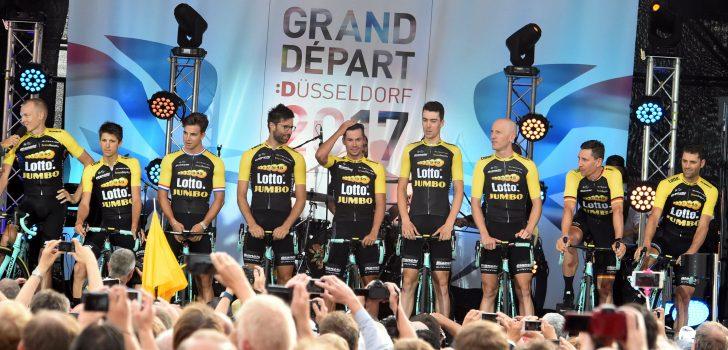Wie maakt de Tour de France-selectie van LottoNL-Jumbo compleet?