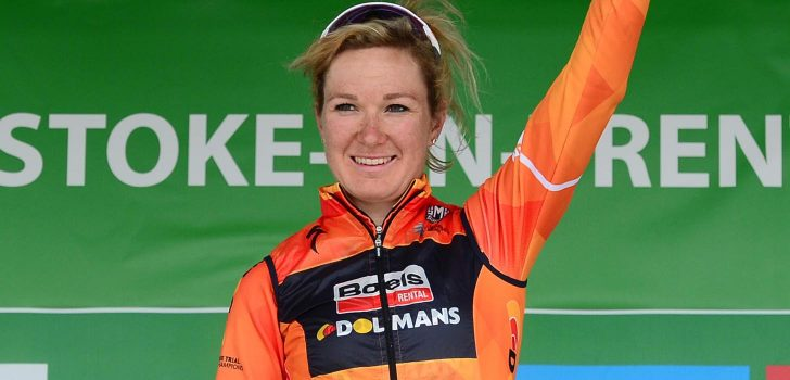 Nederland boven in stand Women's World Tour