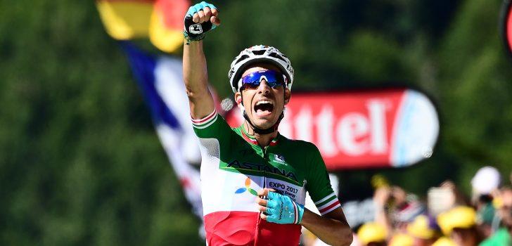 Aru kiest voor Giro d'Italia
