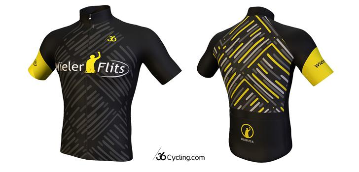 Winactie: Win het WielerFlits wielershirt