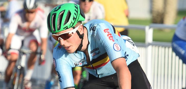 Jens Keukeleire niet op tijd fit voor Gent-Wevelgem