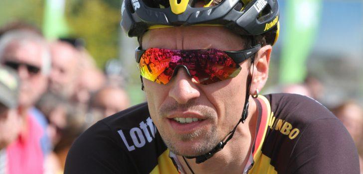 Robert Wagner geeft ziek op in Tirreno-Adriatico