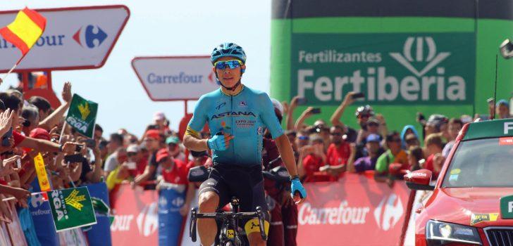 López beloont Astana-heerschappij met zege op Green Mountain in Oman