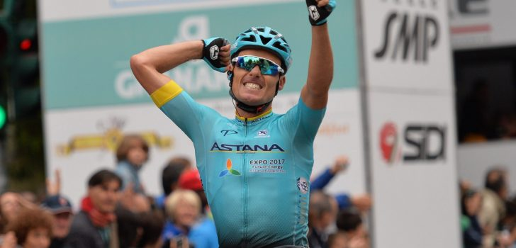 Luis León Sánchez daalt naar ritzege in Tour of the Alps, Bouwman derde