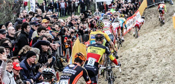 UCI breidt Wereldbeker veldrijden uit tot 12 manches, mogelijk 14 in de toekomst
